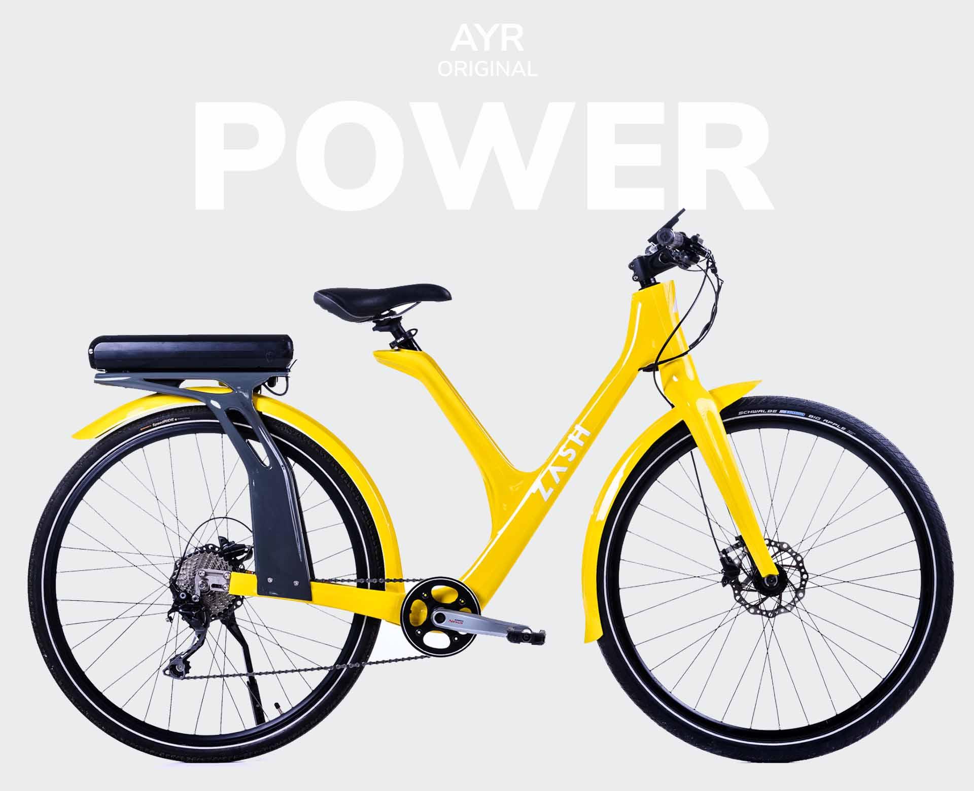 ayr original power