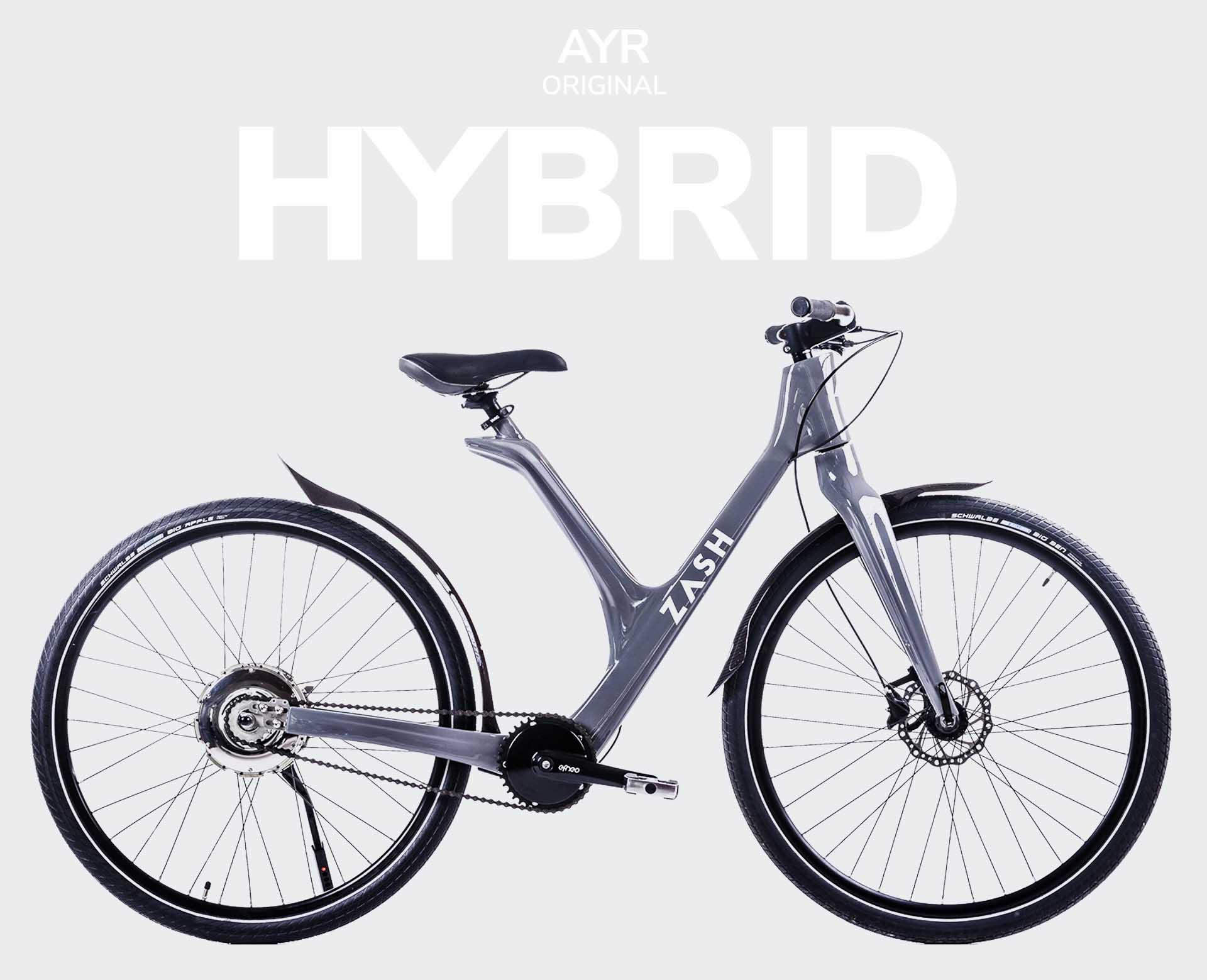 hybrid ayr original