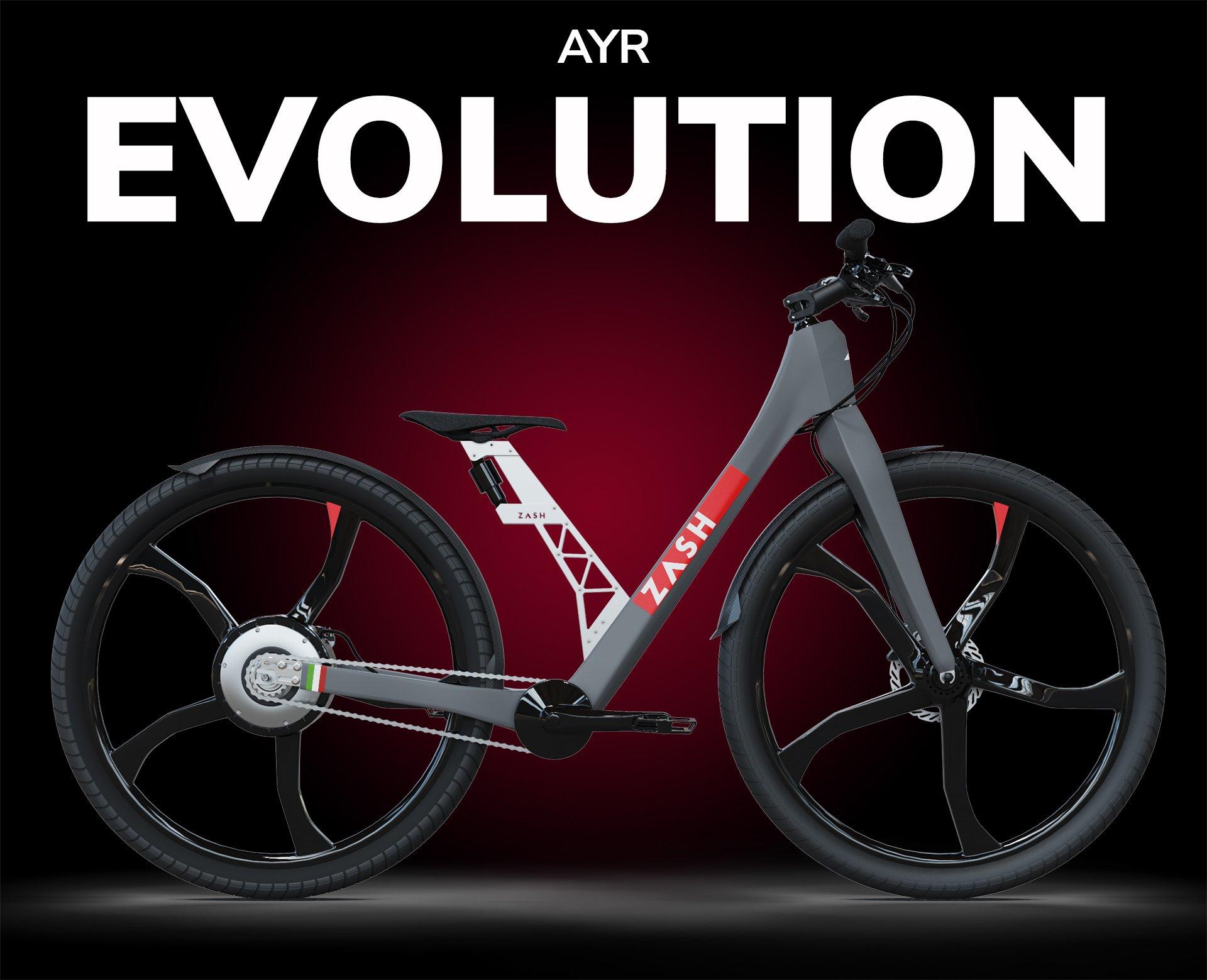 evolution zash